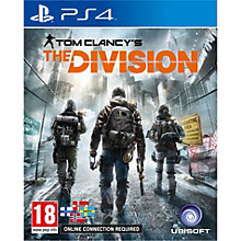 PS4-THE DIVISION
