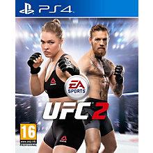 PS4-EA SPORTS UFC 2