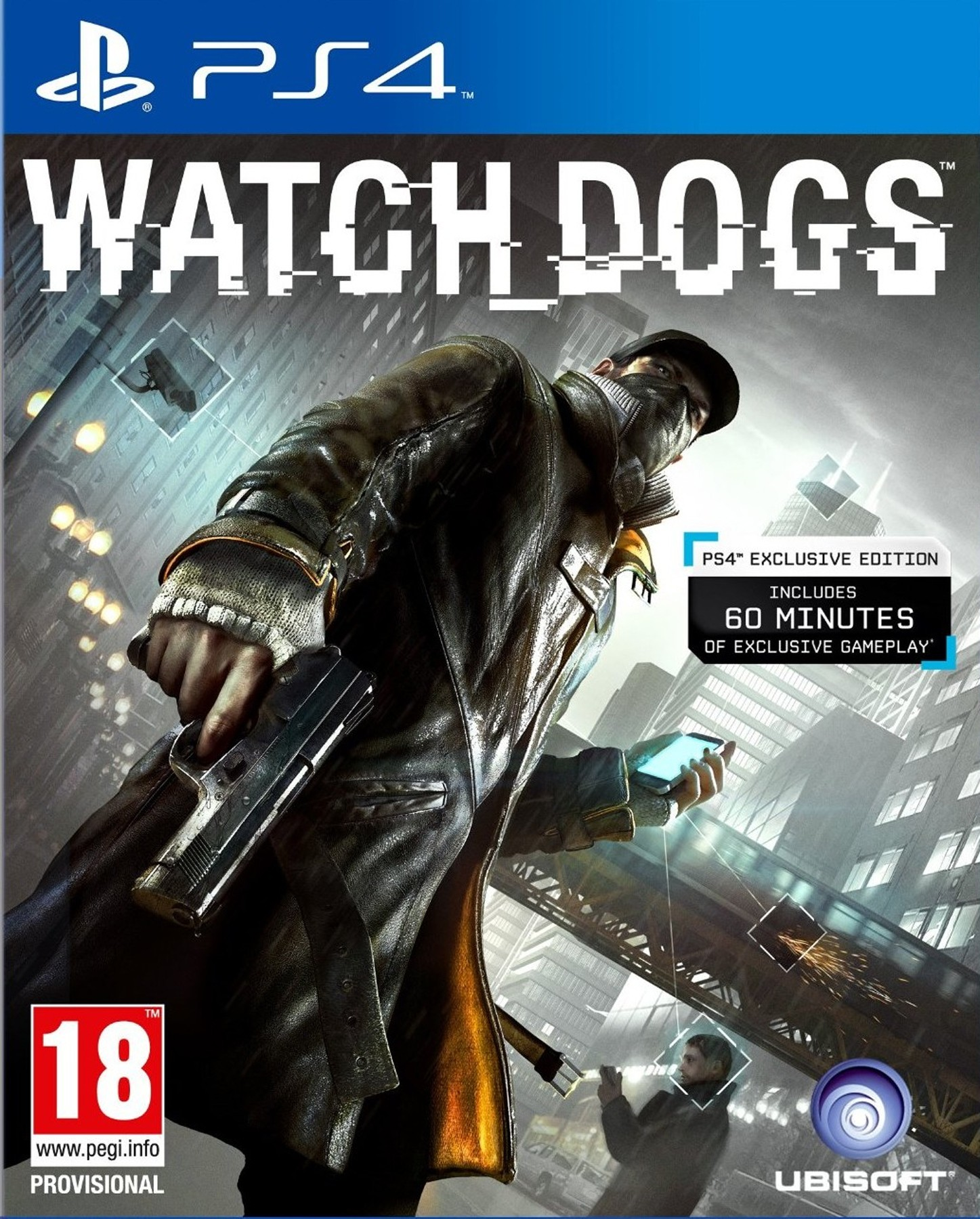 300056407 : Watch Dogs: Special Edition (PS4)