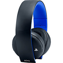 PS4-SONY WIRELESS HEADSET 2.0