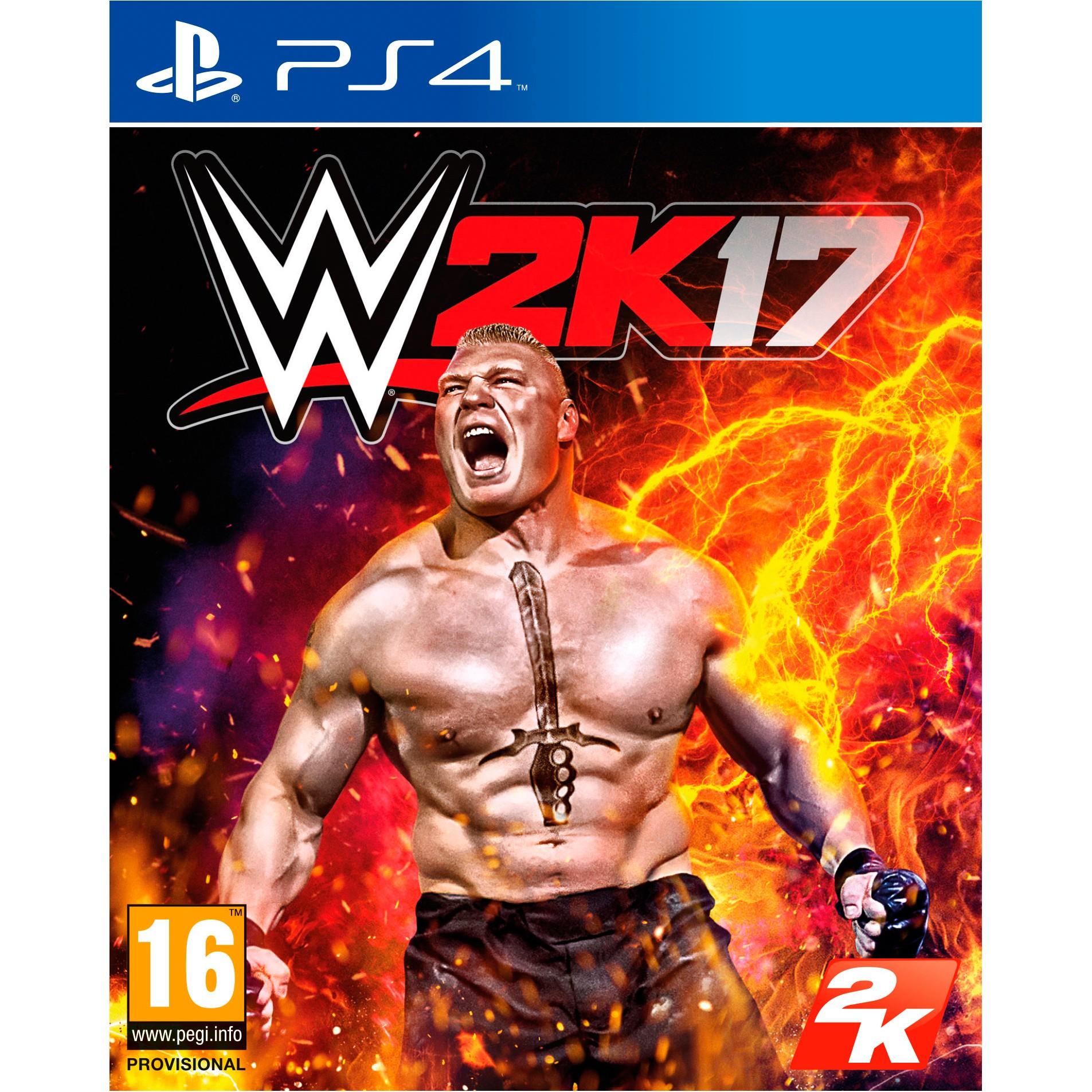 108043 : WWE 2K17 (PS4)