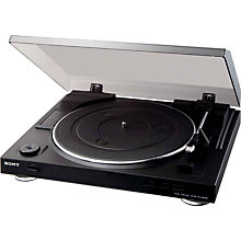 SONY TURNTABLE USB