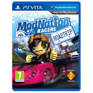 ModNation Racers: Road Trip (PSV)