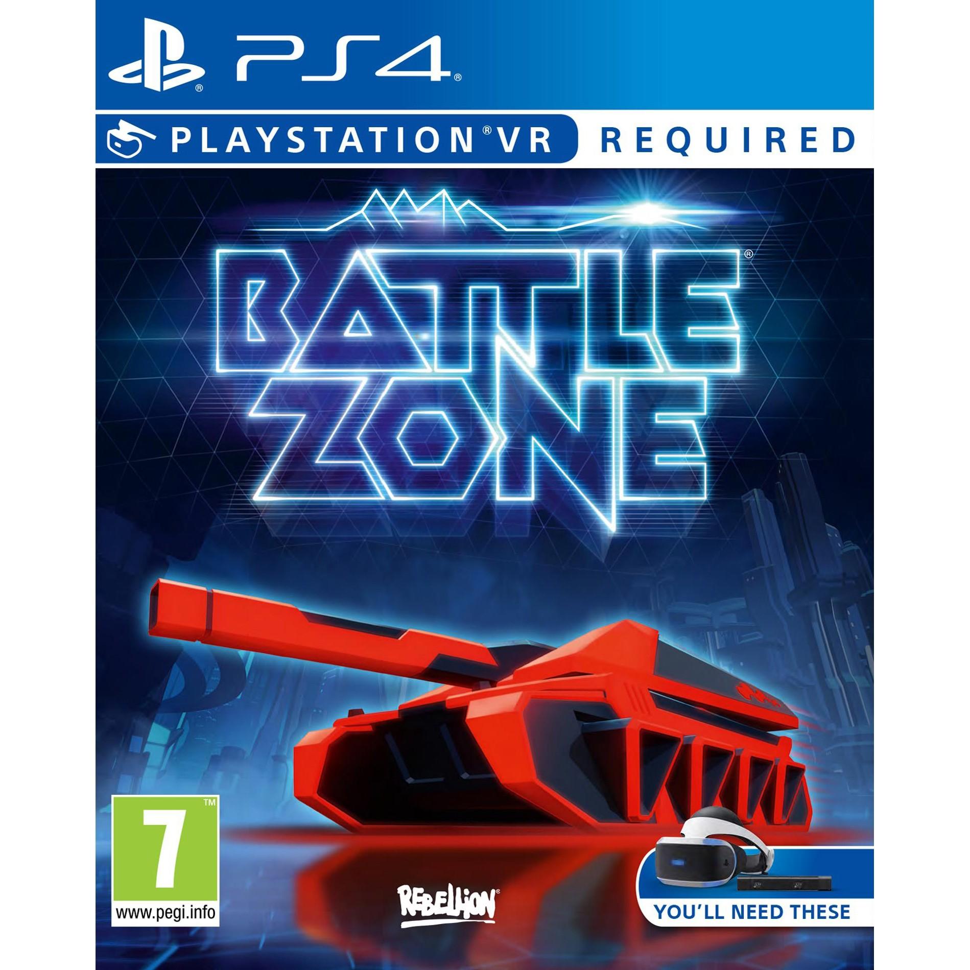 1006255 : Battlezone VR (PS4)