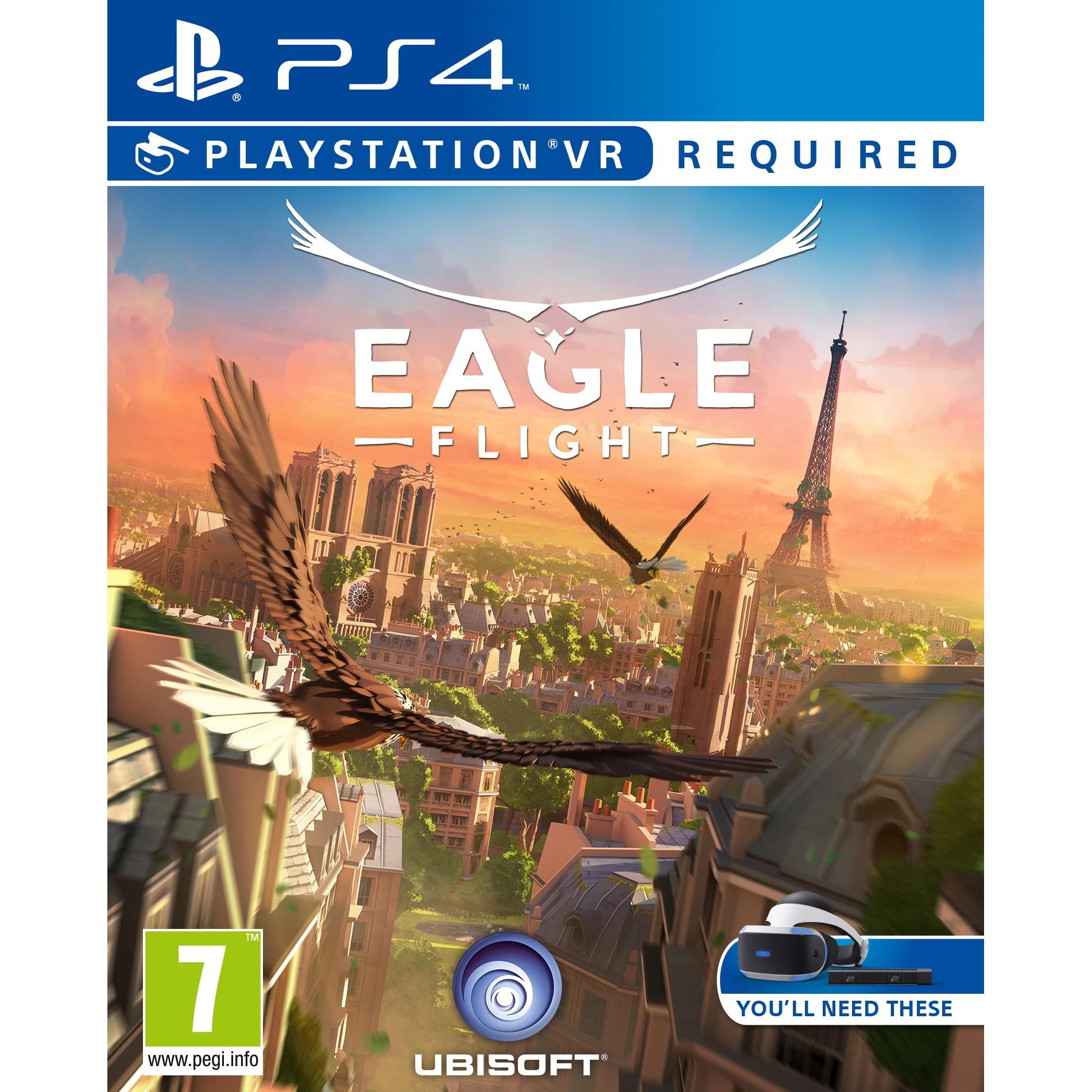 991077 : Eagle Flight VR (PS4 VR)