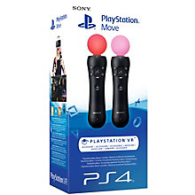 PLAYSTATION VR MOVE TWIN PACK