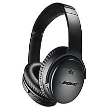 Bose QuietComfort trådløse hovedtelefoner II (sort)
