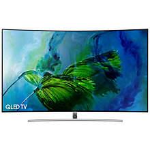 "Samsung Curved 55"" Q8C 4K UHD Smart TV QE55Q8CAMT"