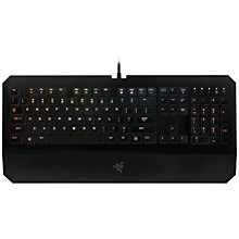 RAZER DEATH STALKER CHROMA GAMING KEYBOARD
