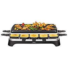 TEFAL 10 PERSON RACLETTE 1050W