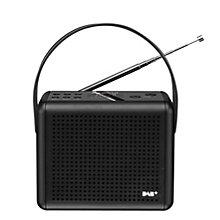 RADIONETTE FM/DAB+ RADIO BLACK