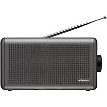 RADIONETTE FM/DAB+/BT RADIO GREY