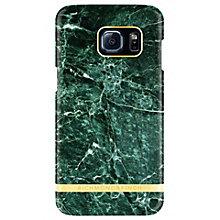 Richmond & Finch Marble Galaxy S7 Green