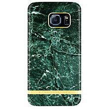 Richmond & Finch Marble Galaxy S7 Edge Green