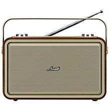 Radionette Menuett radio RMEMPDWO16E
