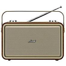 RADIONETTE FM/DAB+/BT RADIO