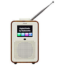 RADIONETTE FM/DAB+/INTERNETT/ BT RADIO