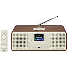 RADIONETTE DAB/FM/INTERNETT RADIO M/CD