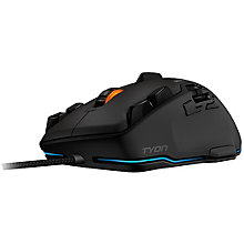 Roccat Tyon gaming mus - sort