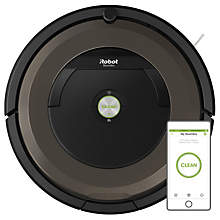 iRobot Roomba 896 robotstøvsuger