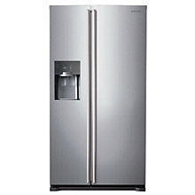 SAMSUNG SBS A+ INOX WATER/ICE