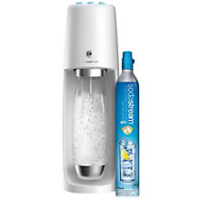 SodaStream One touch white