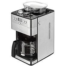 SANDSTRØM Grind and Brew Coffee Machine