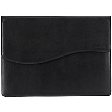 SANDSTROM LEATHER MB AIR 13'' SLEEVE BLK
