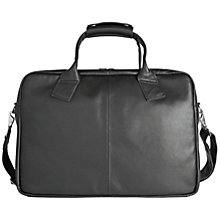 "Sandstrøm Premium 15.6"" leather bag"