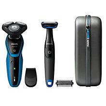 Philips Series 500 AquaTouch barbermaskine S5050GP