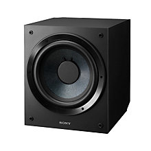 """SONY SUBWOOFER 10"""""""