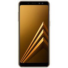 Samsung Galaxy A8 (2018) Dual SIM Gold