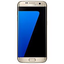 SAMSUNG GSM GALAXY S7 EDGE 32 GOLD