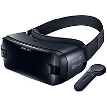Samsung Gear VR with controlle