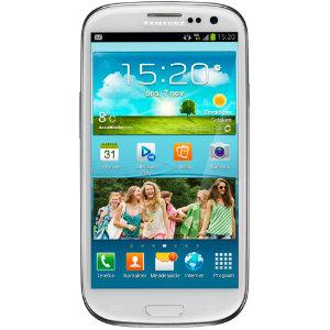 Samsung Galaxy S3 I9305 4G smarttelefon (hvit) - Mobiltelefon - Lefdal