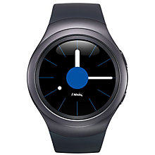 SAMSUNG GEAR S2 DARK STAINLESS STEEL