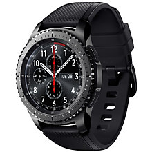Samsung Gear S3 Frontier to An