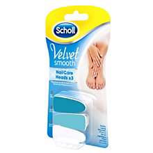 Scholl Electric Nail Care refi