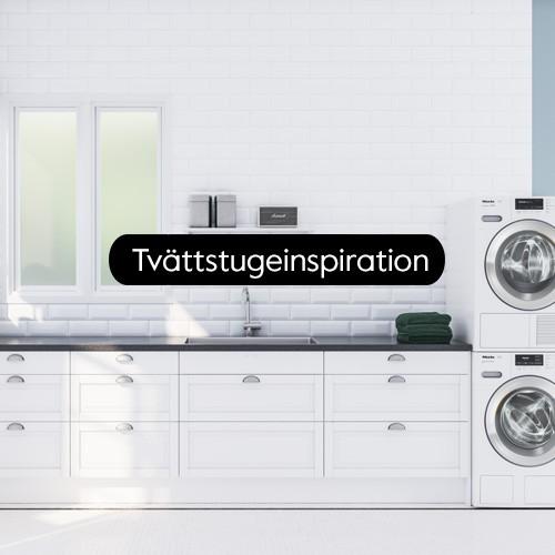 Hitta inspiration och idéer till din nya tvättstuga
