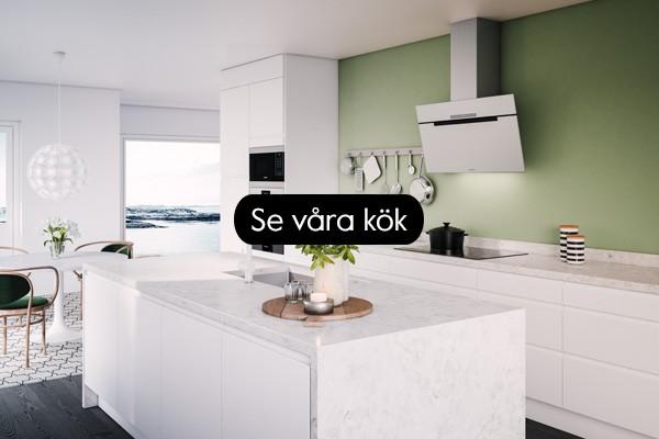 Funktionellt och vackert kök är hemmets hjärta