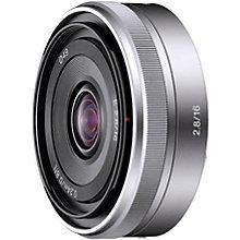 Sony NEX Objektiv 16mm F2.8