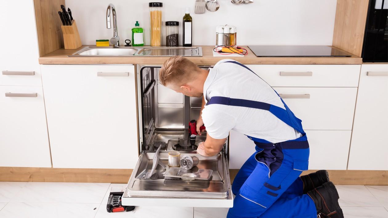 Slik kan du montere oppvaskmaskinen selv - Elkjøp
