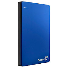 Seagate Backup Plus 1TB Blue Portable