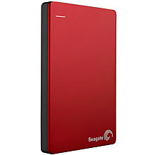 Seagate Backup Plus 1TB Red