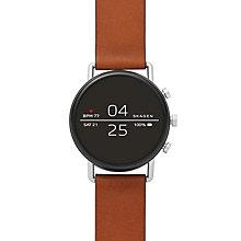 Skagen Falster smartwatch (stål brun)