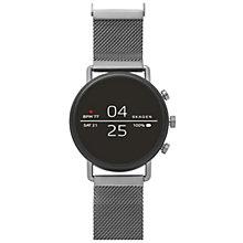 Skagen Falster smartwatch (grå/rustfrit stål)
