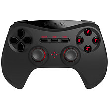 STRIKE NX Gamepad - Wireless - for PS3, black