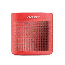 Bose SoundLink Color Bluetooth-højttaler 2 (rød)