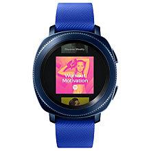 Samsung Gear Sport smartwatch (blå)