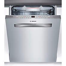 Bosch Series 4 opvaskemaskine SMP46TS01S (stål)